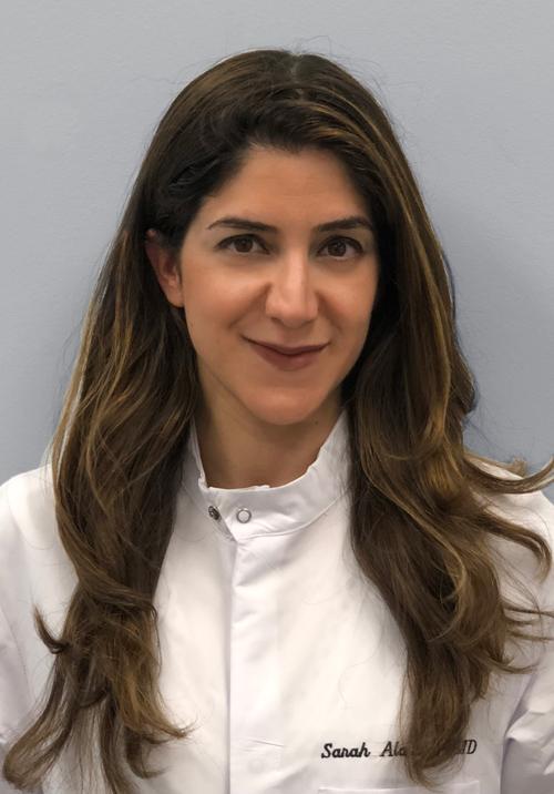 MEET DR  SARAH ALAARAJI - Millis Dental Care